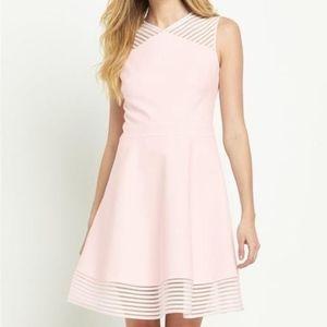 TED BAKER Pink Dress US 6